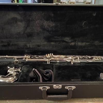 Used Jupiter JCL-673B Bass Clarinet