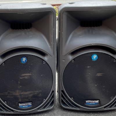 """Mackie Mackie SRM450v1 12"""" 2-Way Powered Loudspeaker"""