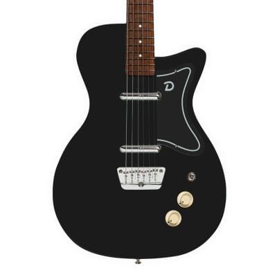 Danelectro '57 JADE - Limo Black