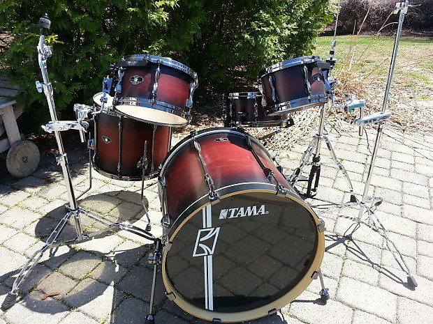 c6aa76b462da Tama Superstar Custom Hyper-Drive 5 pc. (Like New