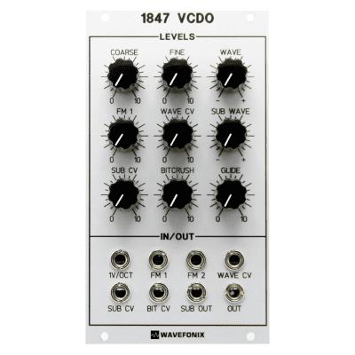 Wavefonix 1847 Wavetable VCDO