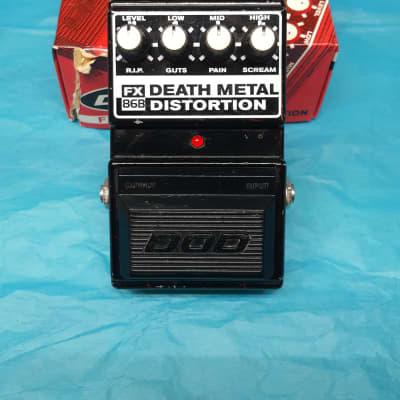 DOD FX 86b Death Metal Distortion for sale
