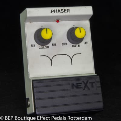 Next Phaser s/n 216202 mid 80's Japan