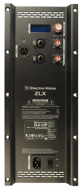 electro voice amp module for zlx 12p reverb. Black Bedroom Furniture Sets. Home Design Ideas
