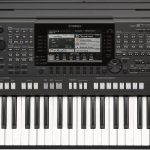 Yamaha PSR-S770 | Sound Programming