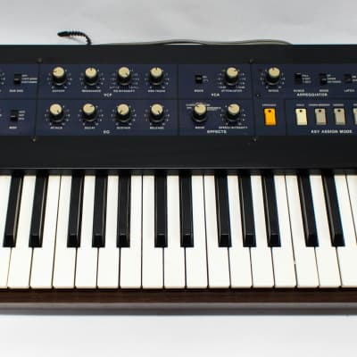 Korg PolySix 61-Key 6 Voice Keyboard / Synthesizer - Vintage