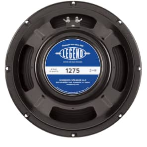 "Eminence 1275 Legend 12"" 75-Watt Replacement Guitar Speaker - 8 Ohm"
