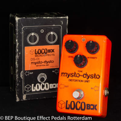 LocoBox Mysto Dysto early 80's Japan