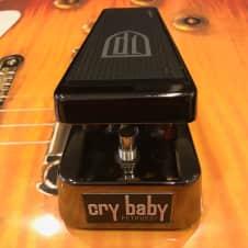 Dunlop JP95 John Petrucci Cry Baby Wah Chrome