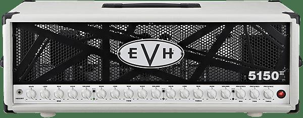 evh 5150 iii 50 watt amplifier head ivory brand new reverb. Black Bedroom Furniture Sets. Home Design Ideas
