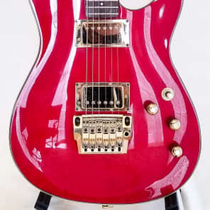 Ibanez 1984 RS1300 Roadstar II in Transparent Red for sale