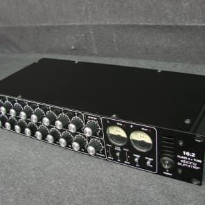 TL Audio A4 Ebony Series Class A + Tube 16x2 Summing Mixer