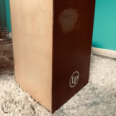 Latin Percussion LP1427 Americana Baltic Birch Groove Cajon
