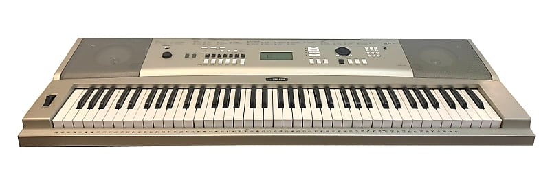 yamaha electric keyboard ypg 235 gcpawn reverb. Black Bedroom Furniture Sets. Home Design Ideas