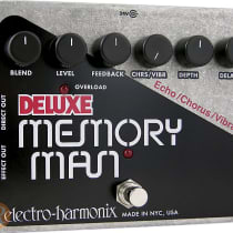Electro-Harmonix Deluxe Memory Man XO image