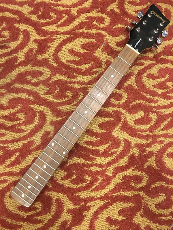 first act overtone guitar neck pdg reverb. Black Bedroom Furniture Sets. Home Design Ideas