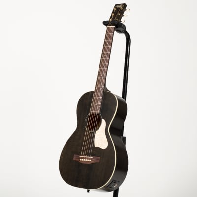 Art & Lutherie Roadhouse Acoustic-Electric Guitar - Faded Black for sale