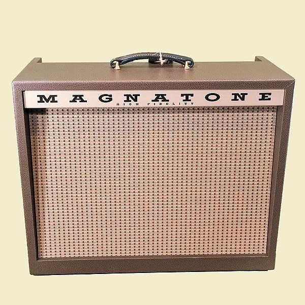 magnatone varsity amp