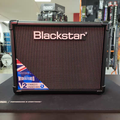 Blackstar Stereo 20 V2 2x10W 2x5  Black