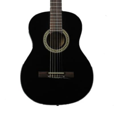 Tanara Tanara Classical Guitar TSC100BK Black for sale