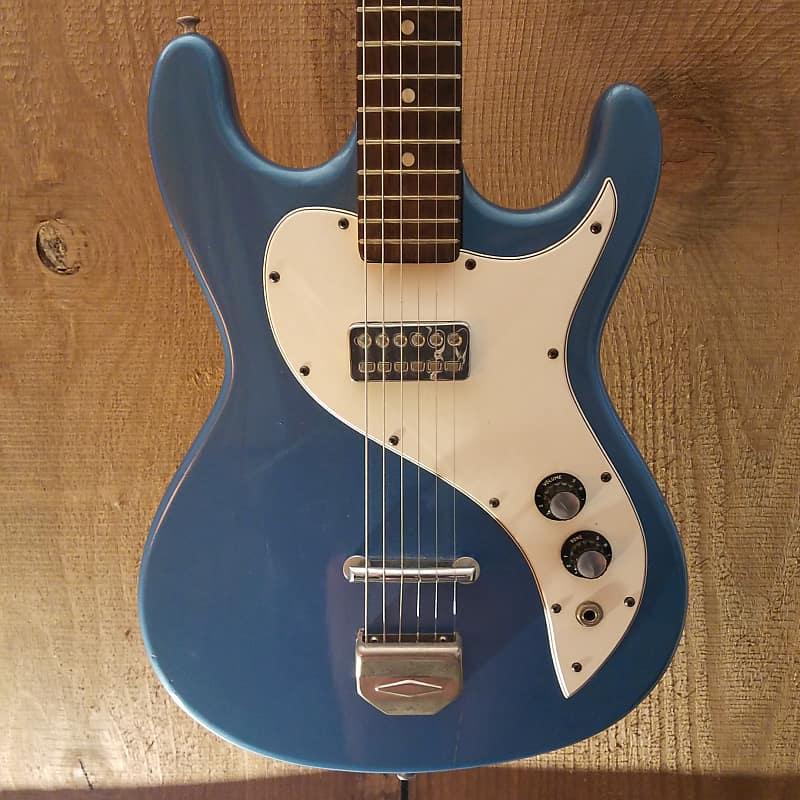 kapa cobra single pickup vintage solid body electric guitar reverb. Black Bedroom Furniture Sets. Home Design Ideas