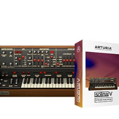 Arturia Solina V2 License