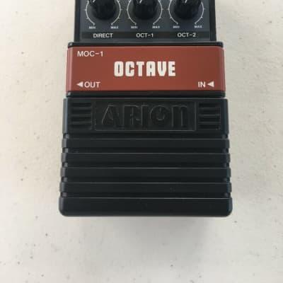 Arion MOC-1 Octave Analog Octaver Rare Vintage Guitar Effect Pedal MIJ Japan for sale