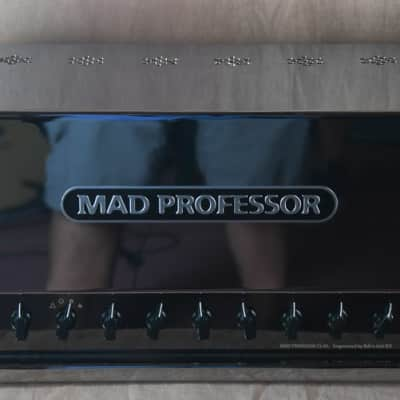 2008 Mad Professor CSW-40 Namm One of a Kind Chrome Headshell for sale