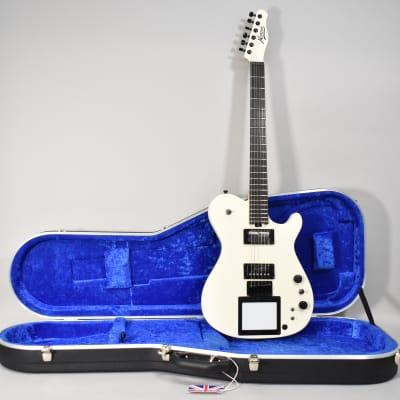2019 Manson MA EVO-MIDI Screen Devon Clotted Cream Finish Electric Guitar w/OHSC for sale