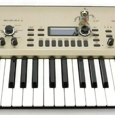 KORG KingKorg Gold Tube Synthesizer Keyboard +Korg Bag +Sehr Gut+ 1.5 J Garantie