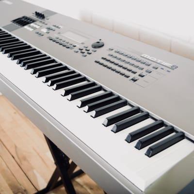 yamaha motif 8 sound programming. Black Bedroom Furniture Sets. Home Design Ideas