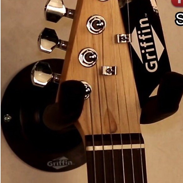 4 Griffin Instrument Amp Guitar Stand Wall Hangers 4 Reverb