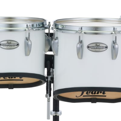 "PMTM0234/A33 Pearl Championship Maple Tenor Drums: 10"", 12"", 13"", 14"", Sonic-cut"