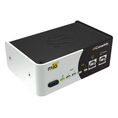 iConnectivity Midi-Mio2 Ultra-Versatile MIDI 2x2 Interface