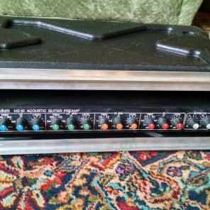 Pendulum Audio HZ-10 Acoustic Guitar Preamp