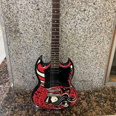 Epiphone Emily The Strange G-310 SG Electric Guitar for sale