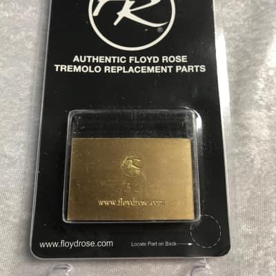 Real Floyd Rose Brand 32mm Fat Brass Block - Made By Floyd Rose For Floyd Rose FROFTB32 for sale