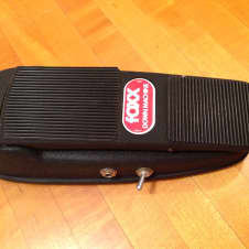 Foxx Down Machine Bass Wah (Vintage, Analog, Discrete Circuit)