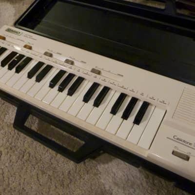 Casio MT-30 37-Key Synthesizer 1981 - 1985