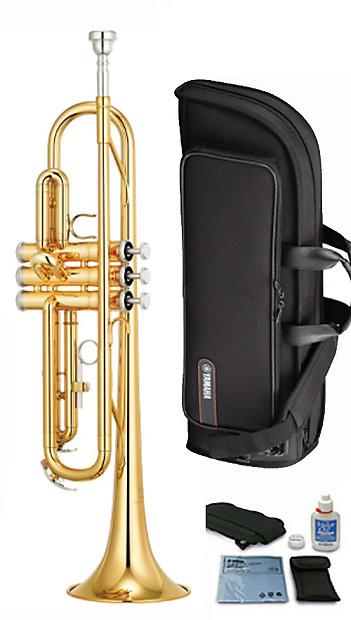 yamaha ytr 2330 bb trumpet beagle music online reverb. Black Bedroom Furniture Sets. Home Design Ideas