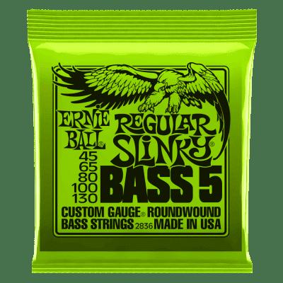 Ernie Ball 45-130 5 String Slinky Bass