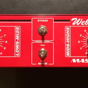 Weber Mass Lite 50 Attenuator