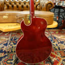 Gibson ES-175  Flamed Wine Red 2001 OHSC