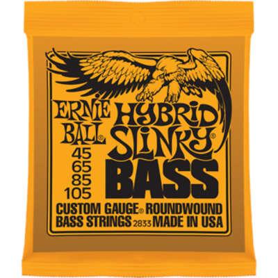 Ernie Ball Hybrid Slinky Bass Strings 45-105