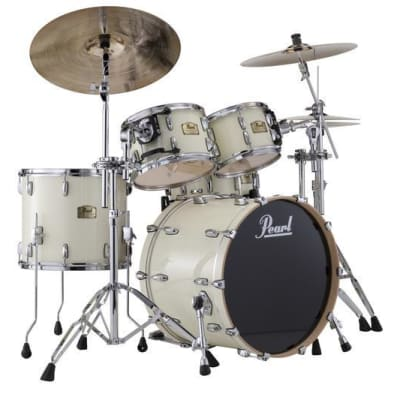 """Pearl 20""""x16"""" Session Studio Classic Bass Drum SSC2016BX - Antique Ivory (Gloss)"""