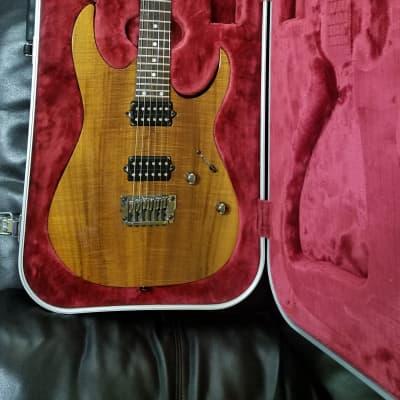 Ibanez Prestige RG652KFX w/ Bare Knuckle Holydiver and HSC for sale
