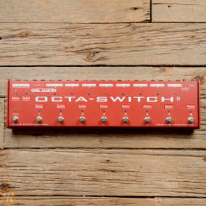 Carl Martin Octa-Switch II Effects Switching Pedal