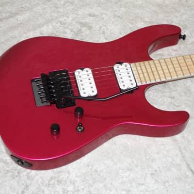 Jackson Pro Series SL2M Soloist electric guitar metallic red (floor demo)