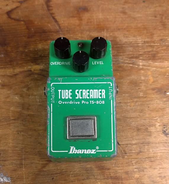 Tube screamer 808 dating sim 3