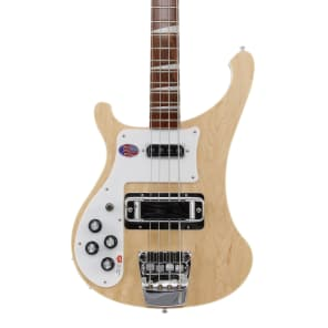 Rickenbacker 4003 Left Handed 4 String Electric Bass Guitar - Mapleglo for sale